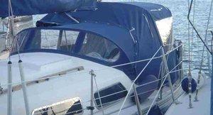 Ohlson 8.8 Cockpit tent