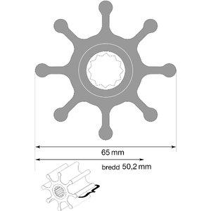 Impeller 09-1028b