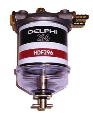 CAV bränslefilter vatten avskiljare komplett, Bränsle  separeringsfilter komposit