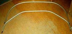 Maxi 77 37/75 bågar för liten Sprayhood